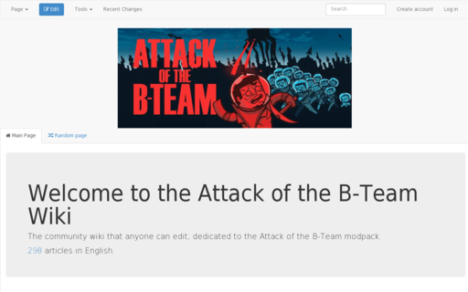 Access attackofthebteamwiki.com using Hola Unblocker web proxy