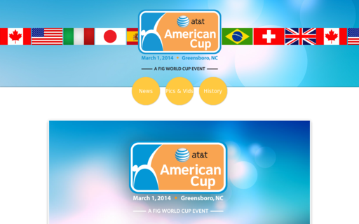 Access attamericancup.com using Hola Unblocker web proxy