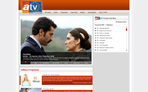 Access atvavrupa.tv using Hola Unblocker web proxy