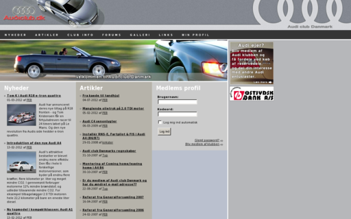 Access audiclub.dk using Hola Unblocker web proxy