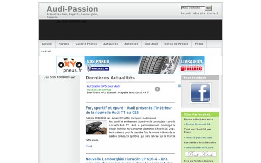 Access audipassion.com using Hola Unblocker web proxy