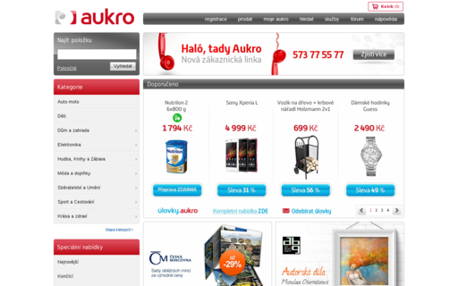 Access aukro.cz using Hola Unblocker web proxy
