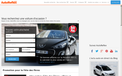 Access autoreflex.com using Hola Unblocker web proxy
