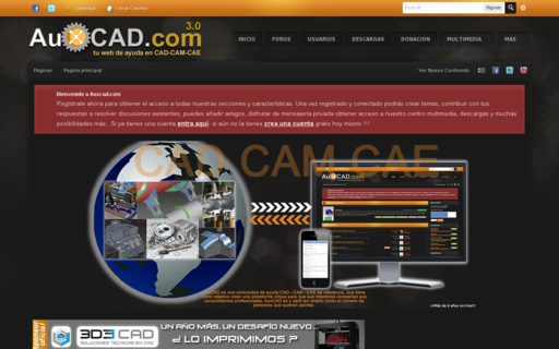 Access auxcad.com using Hola Unblocker web proxy