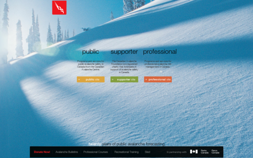 Access avalanche.ca using Hola Unblocker web proxy