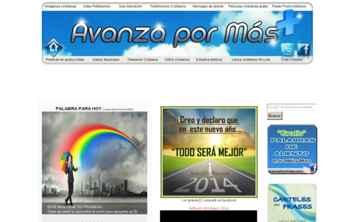 Access avanzapormas.com using Hola Unblocker web proxy
