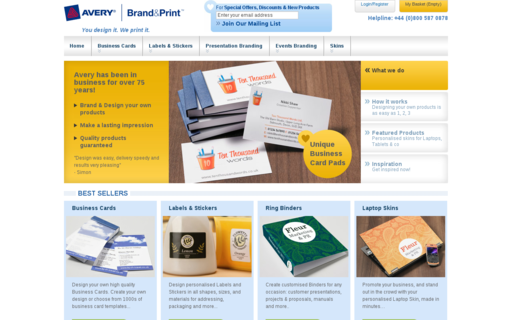 Access averybrandandprint.co.uk using Hola Unblocker web proxy