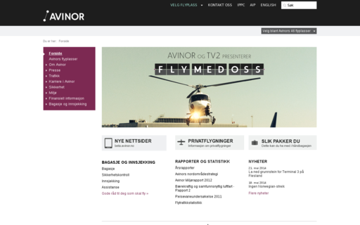 Access avinor.no using Hola Unblocker web proxy