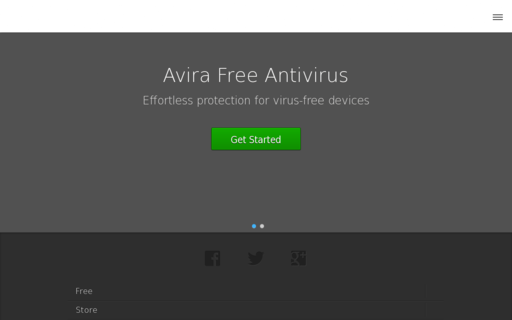 Access avira.com using Hola Unblocker web proxy