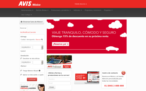 Access avis.mx using Hola Unblocker web proxy