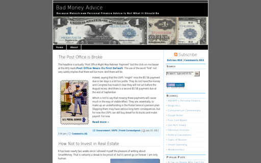 Access badmoneyadvice.com using Hola Unblocker web proxy