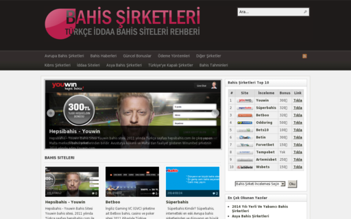 Access bahis-sirketleri.com using Hola Unblocker web proxy