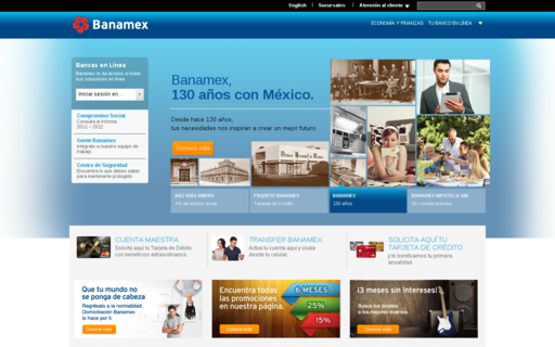 Access banamex.com using Hola Unblocker web proxy