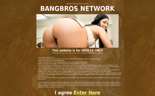 Access bangbros1.com using Hola Unblocker web proxy