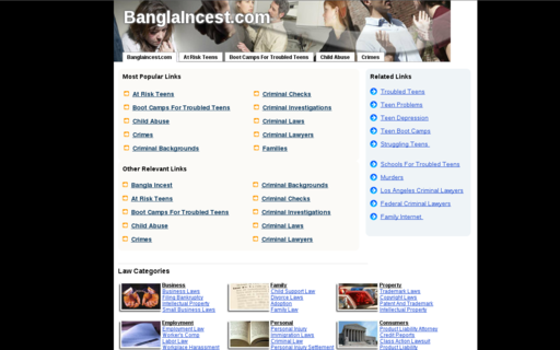 Access banglaincest.com using Hola Unblocker web proxy