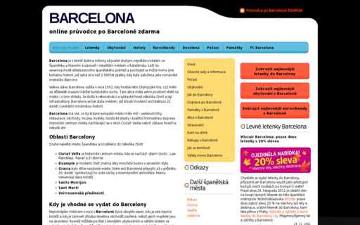 Access barcelona.cz using Hola Unblocker web proxy