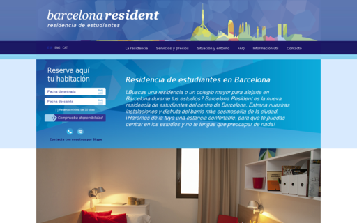 Access barcelonaresident.cat using Hola Unblocker web proxy