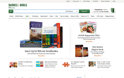 Access barnesandnoble.com using Hola Unblocker web proxy