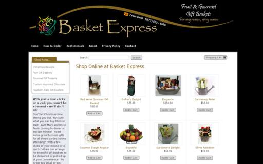 Access basket-express.com using Hola Unblocker web proxy
