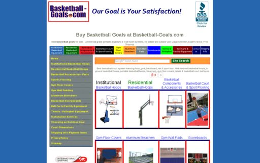 Access basketball-goals.com using Hola Unblocker web proxy