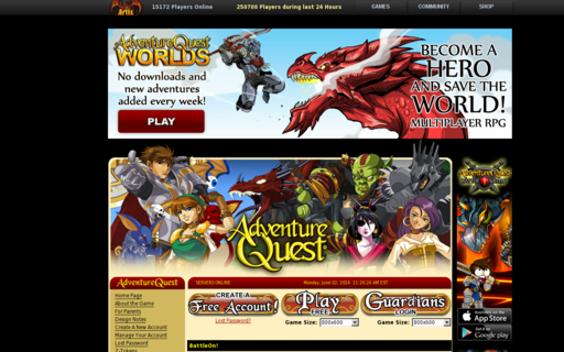 Access battleon.com using Hola Unblocker web proxy