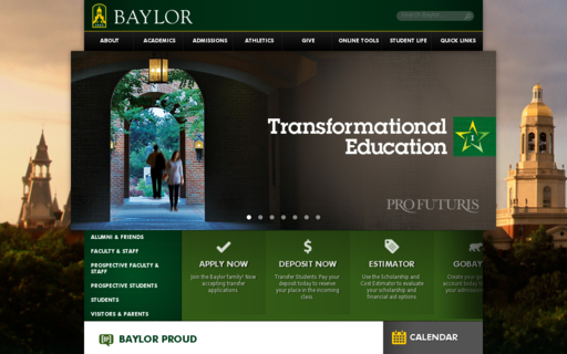 Access baylor.edu using Hola Unblocker web proxy