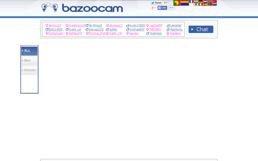 Access bazoocam.org using Hola Unblocker web proxy
