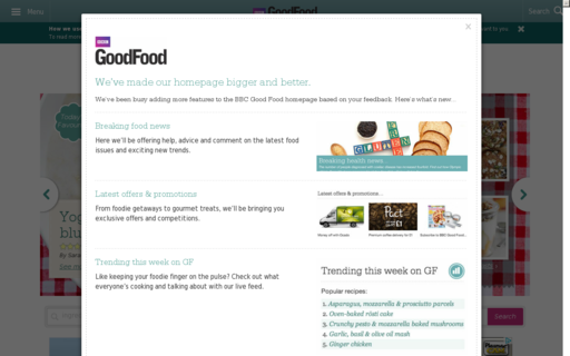 Access bbcgoodfood.com using Hola Unblocker web proxy