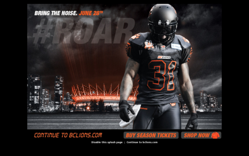 Access bclions.com using Hola Unblocker web proxy