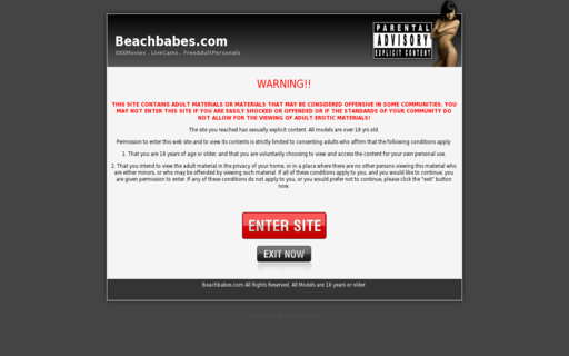Access beachbabes.com using Hola Unblocker web proxy