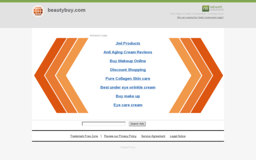Access beautybuy.com using Hola Unblocker web proxy