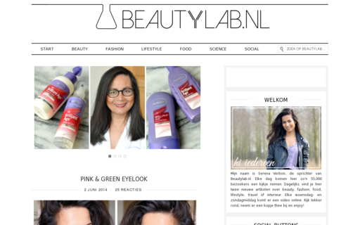 Access beautylab.nl using Hola Unblocker web proxy
