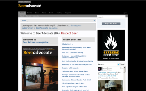 Access beeradvocate.com using Hola Unblocker web proxy