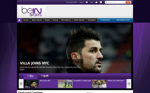 Access beinsports.tv using Hola Unblocker web proxy
