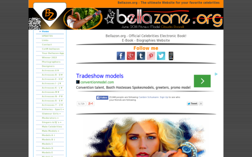 Access bellazon.org using Hola Unblocker web proxy