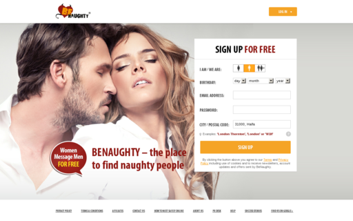 Access benaughty.com using Hola Unblocker web proxy