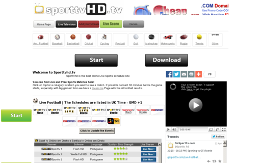 Access benficatv.tv using Hola Unblocker web proxy