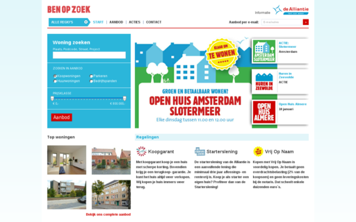 Access benopzoek.nl using Hola Unblocker web proxy