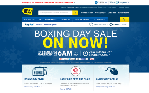 Access bestbuy.ca using Hola Unblocker web proxy