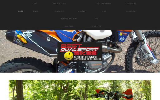 Access bestdualsportbikes.com using Hola Unblocker web proxy
