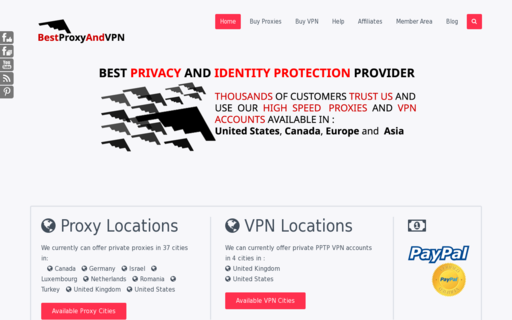 Access bestproxyandvpn.com using Hola Unblocker web proxy