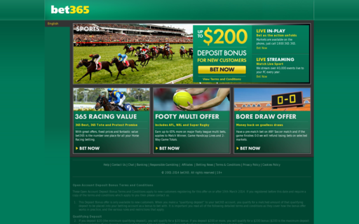 Access bet365.com.au using Hola Unblocker web proxy