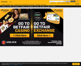 Access betfair.com using Hola Unblocker web proxy