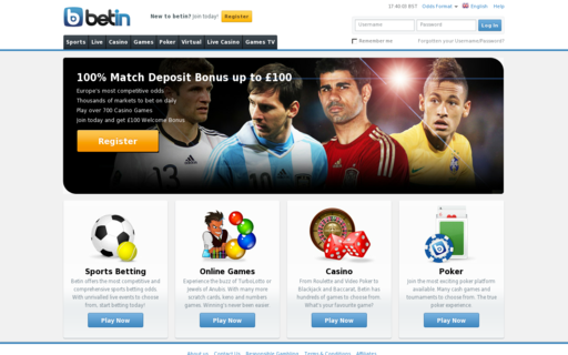Access betin7.com using Hola Unblocker web proxy