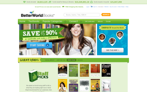 Access betterworldbooks.com using Hola Unblocker web proxy