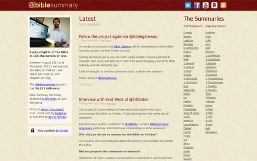 Access biblesummary.info using Hola Unblocker web proxy