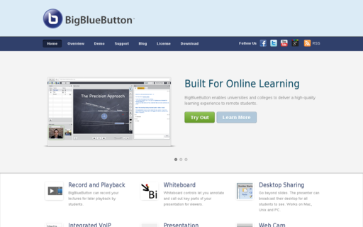 Access bigbluebutton.org using Hola Unblocker web proxy