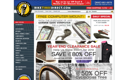 Access biketiresdirect.com using Hola Unblocker web proxy