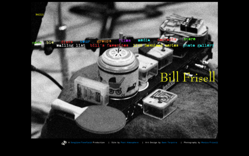 Access billfrisell.com using Hola Unblocker web proxy