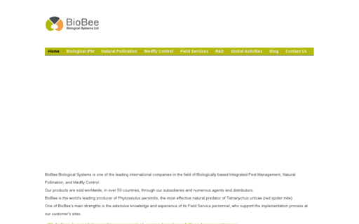 Access biobee.com using Hola Unblocker web proxy